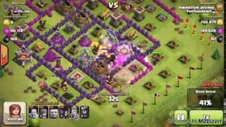 Clash of clans isso que ataque