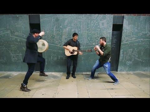 Irish music in London