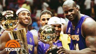 Shaq, Charles Barkley, Kenny Smith, Ernie Johnson Remember Kobe Bryant | TODAY