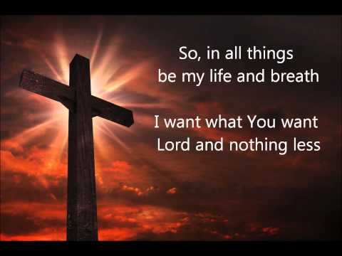 I will trust in you by Lauren Daigle w/lyrics