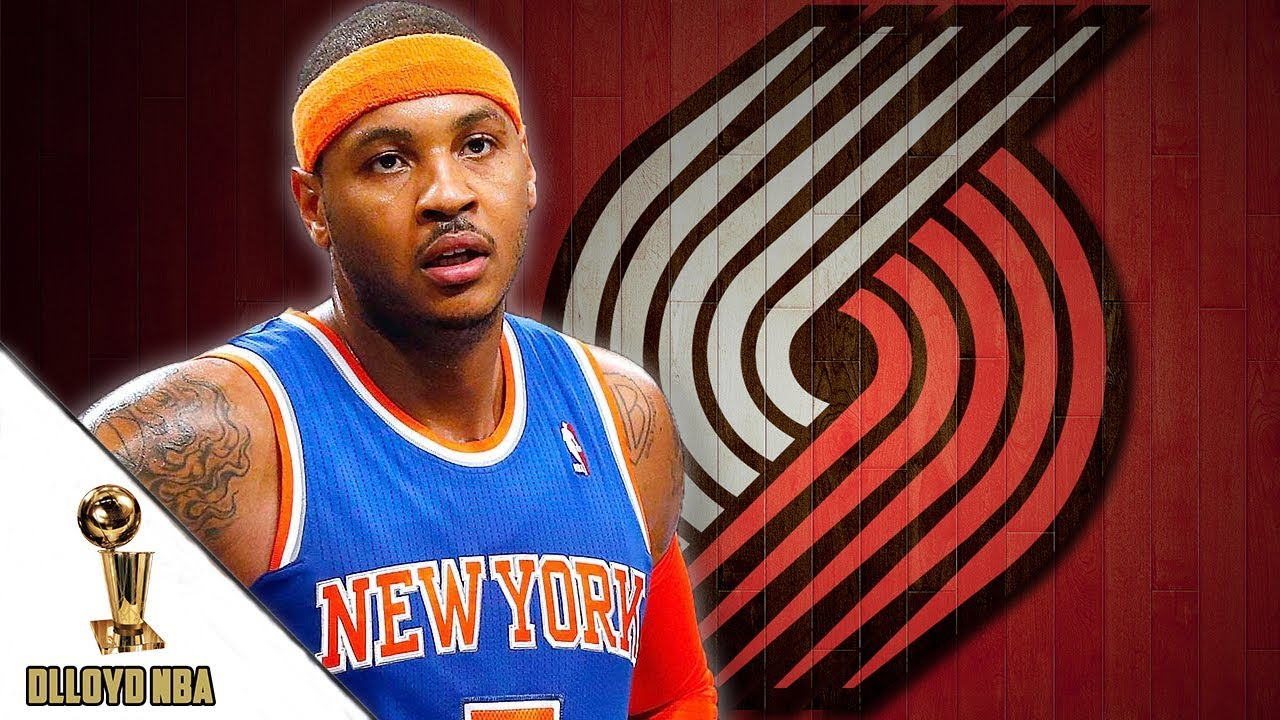 The Blazers' signing of Carmelo Anthony is a desperate act for a ...