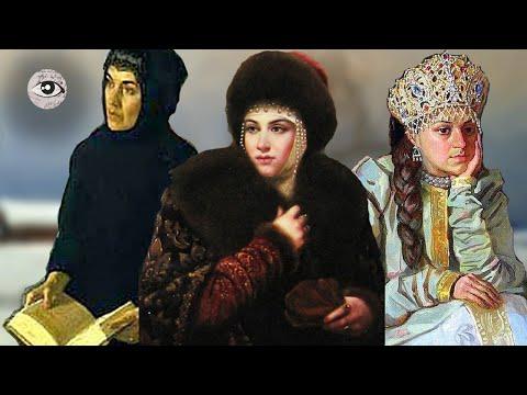 8 жен Ивана Грозного и их трагические судьбы