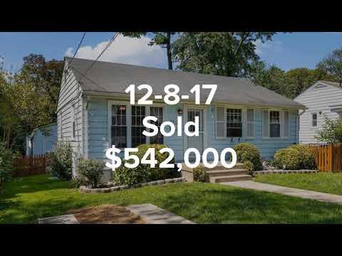 December 2017: Sold Homes in Ashburton Elementary School, Bethesda MD