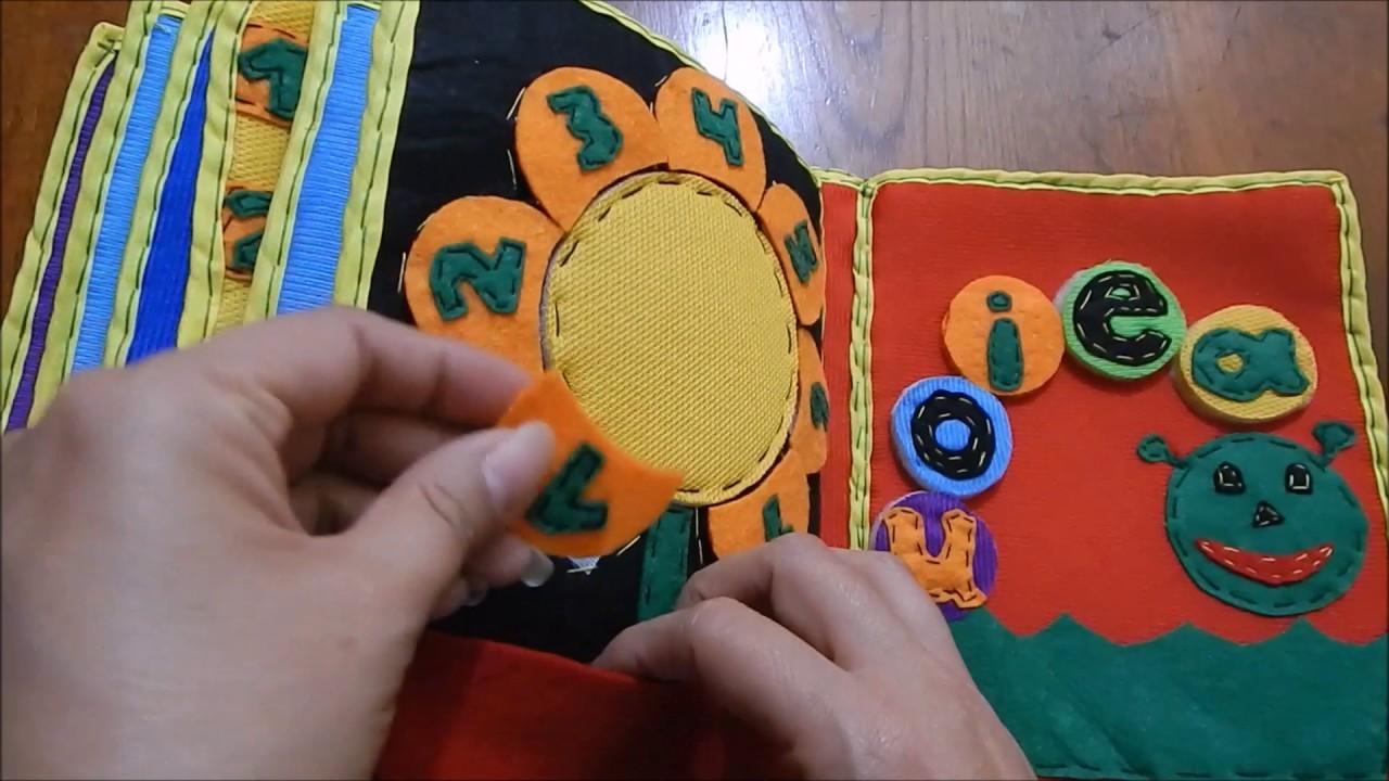 Libro Didáctico Para Niños De 3 A 5 Años