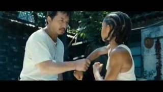 Karate Kid mit Jackie Chan Official Trailer Deutsch 2010