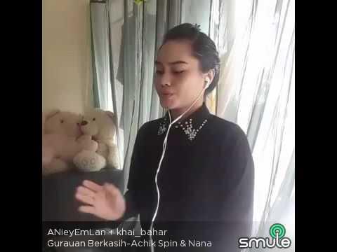 gurauan berkasih cover by khai bahar & aniey
