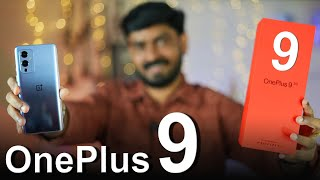 OnePlus 9 Malayalam Unboxing And Review⚡ Hasselblad Camera, SD 888, 120Hz & More