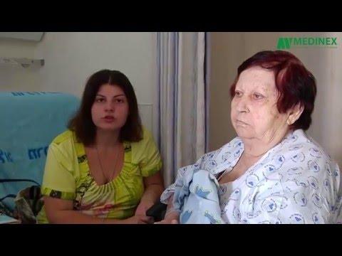 Отзыв пацентки Мединекс после замены клапана и стентирования сердца