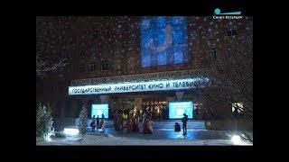 "Фрагмент передачи ""Окно в кино"" от 17.11.2017 телеканал ""Санкт-Петербург"""