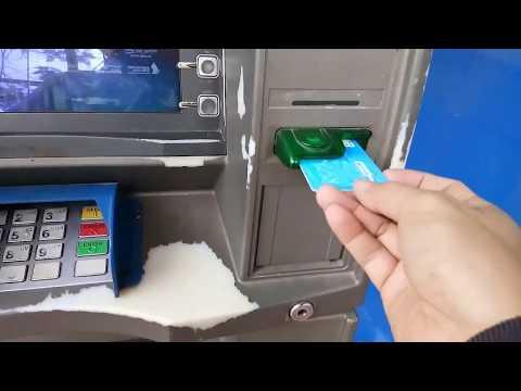 Hướng Dẫn Rút Tiền Bằng Thẻ ATM; Lưu ý Khi Mở Tài Khoản Ngân Hàng