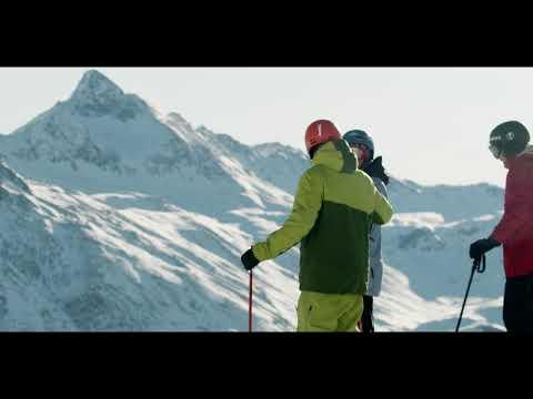 St. Moritz Winter 2017 / 2018 on Corviglia and Muottas Muragl