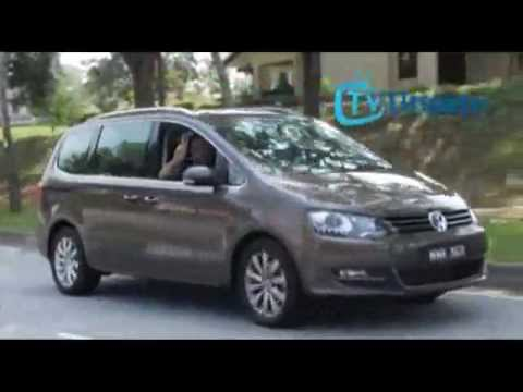 volkswagen sharan 2012 youtube. Black Bedroom Furniture Sets. Home Design Ideas