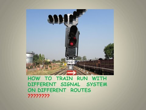 INDIAN RAIL SIGNAL SYSTEM NEW VERSION