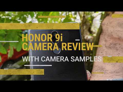 Honor 9i Camera Review- 4 Cameras Good Enough?