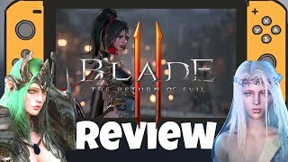 Blade Ii - The Return Of Evil Nintendo Switch Review   Is This The Fresh Arpg We