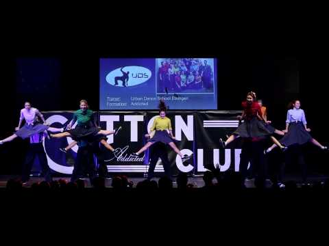 ADDICTED goes Cotton Club  - Deutscher Meister IVM 2014