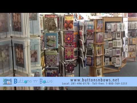 Buttons n Bows Fabrics | Arts & Crafts in Houston