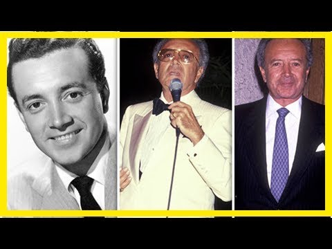 Vic Damone dead: Stars pay tribute to legendary singer who has d age 89