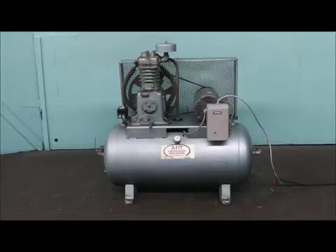 hqdefault fs curtis 5 hp 80 gallon horizontal air compressor youtube Curtis Air Compressor Dealers at webbmarketing.co