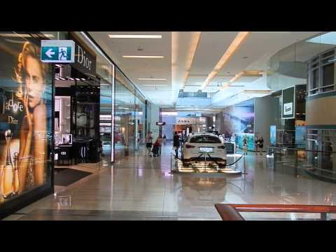 Sydney - City Tours - Bondi Junction and Westfield Bondi Junction 2016 01 08