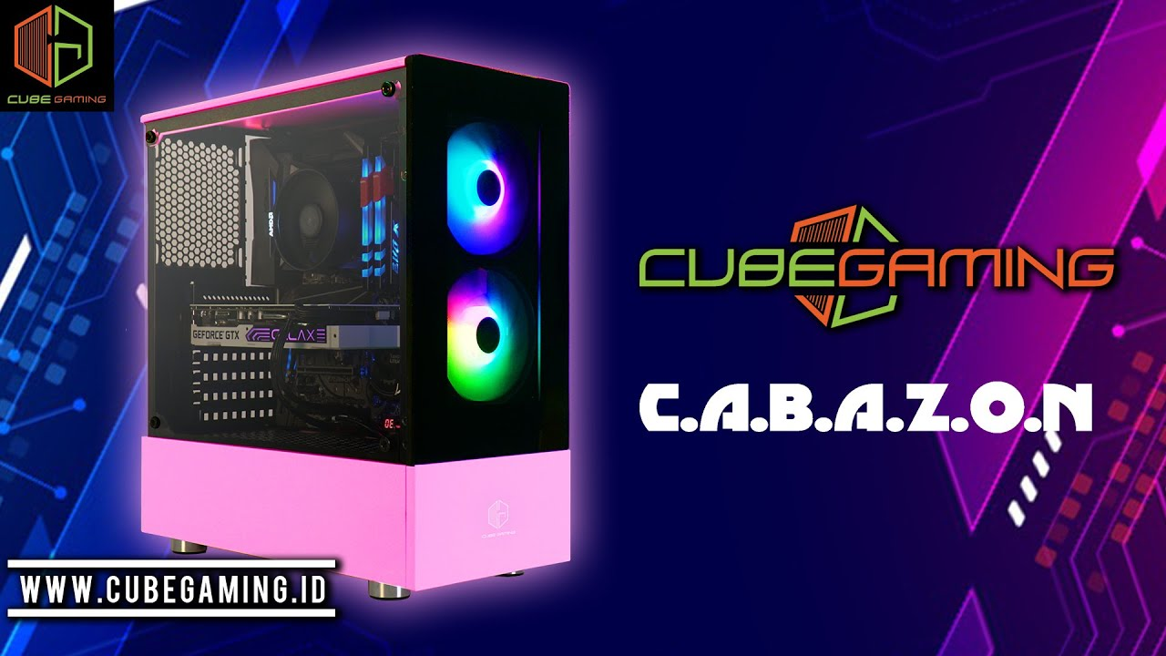 Cube Gaming Cabazon Youtube