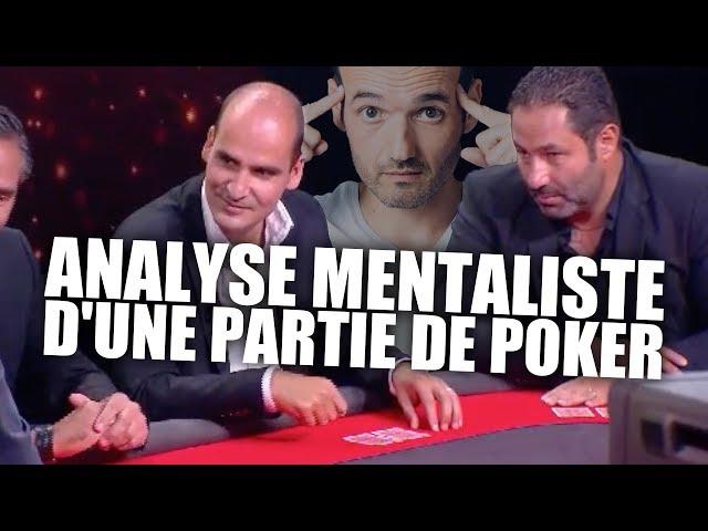 ANALYSE DE JOUEURS DE POKER