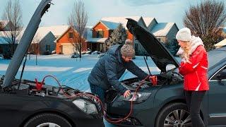 Was macht die Autobatterie? Wie sieht eine gute Wartung aus?