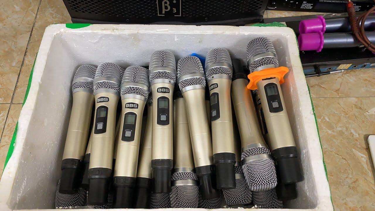 Hàng vừa về mic bãi BBS 329GS quá đẹp số lượng có ít 0916957808