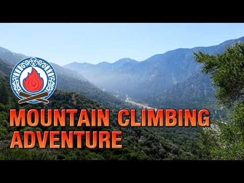MOUNTAIN CLIMBING ADVENTURE ★ Can We Survive