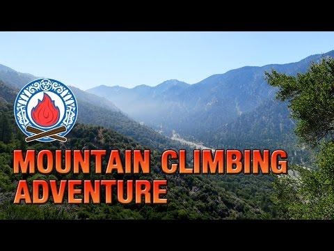 MOUNTAIN CLIMBING ADVENTURE ★ Can We Survive