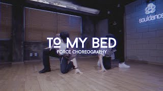 Chris Brown - To My Bed | Force choreography w/ Jay B