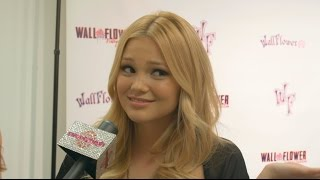 Olivia Holt Talks All Things Denim for WallFlower Jeans! Thumbnail
