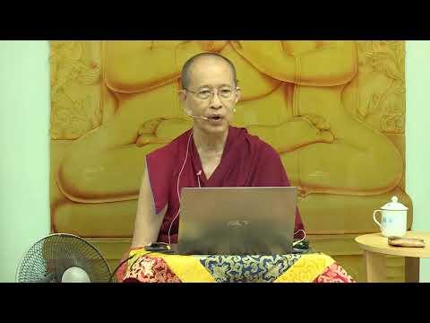 Understanding Dependent Origination (Session 4 of 6) - Ven Tenzin Palzang - 20170701