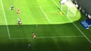 Schweiz - Belgien 1-2 Goal Lukaku - Testspiel - Switzerland vs Belgium