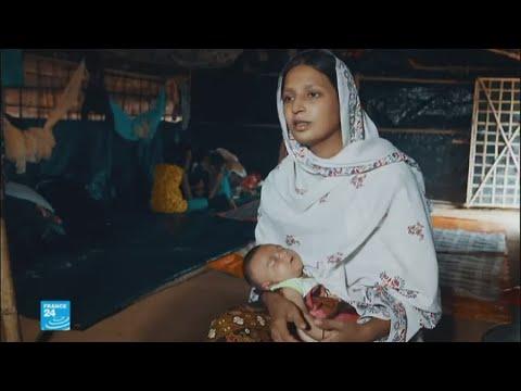 هيومن رايتس واتش: -استخدام الجيش البورمي للعنف الجنس جريمة ضد الإنسانية-  - 13:22-2017 / 11 / 17