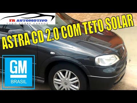 Astra sedan CD 2.0 8v 2002