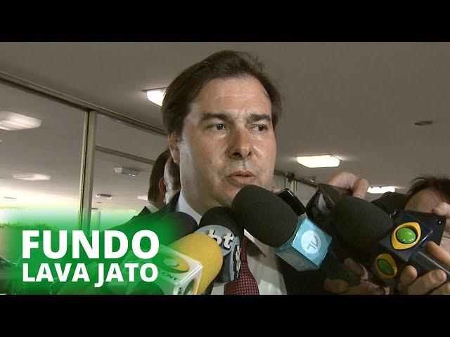 Câmara vai ao STF contra fundo da Lava Jato - 12/03/19