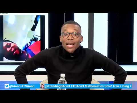 TrendingSA   12 Mar 2019   #TSAon3