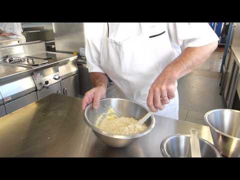 Cours De Cuisine: La Crème D'amande