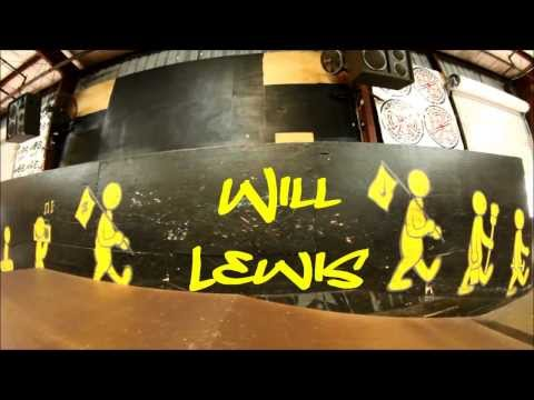 10 Tricks with Will Lewis at Skatepark of Tampa