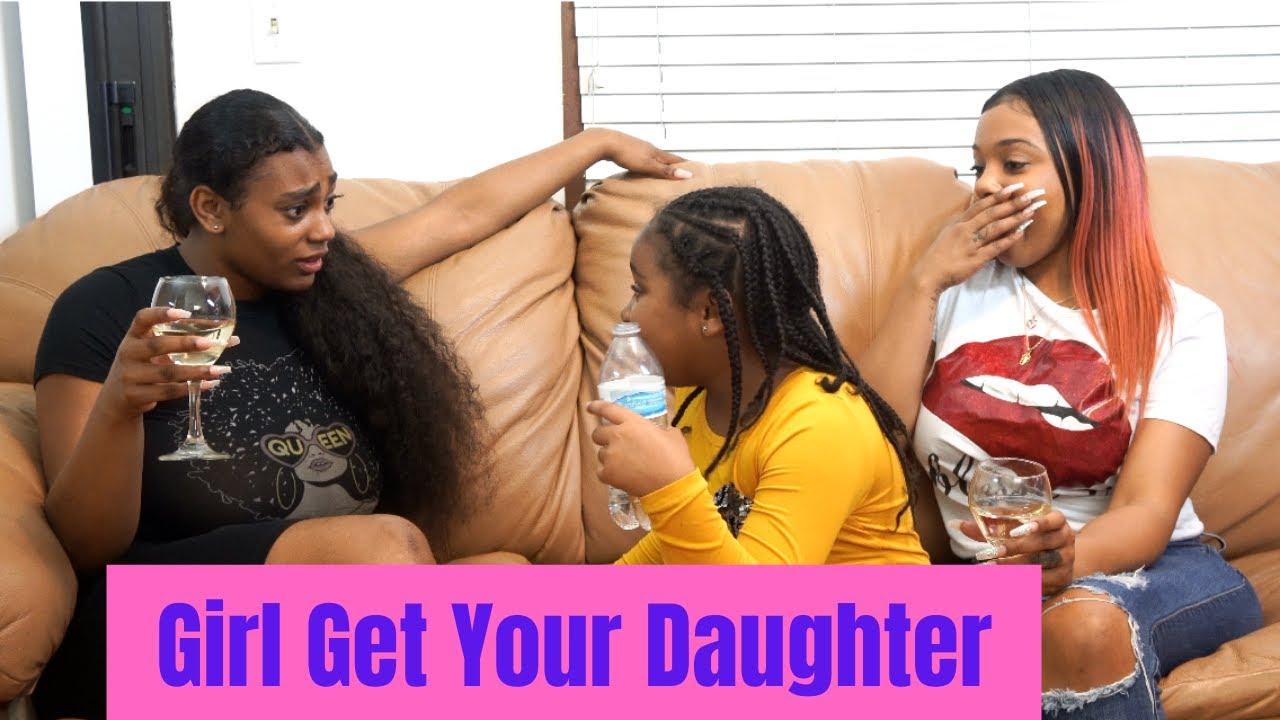 Download Girl Get Your Daughter 😒 ft. @Shira Monae