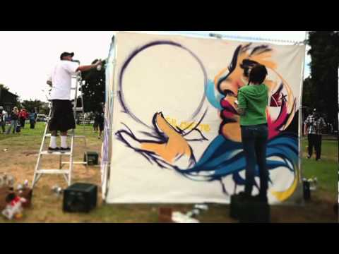 Estria Invitational Graffiti Battle 2010 DVD
