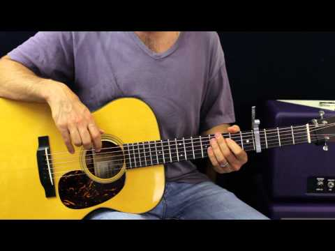 Joe Nichols - Yeah - Acoustic Guitar Lesson - How To Play - Tutorial - EASY