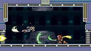 ロックマン X2 VS ゼロ