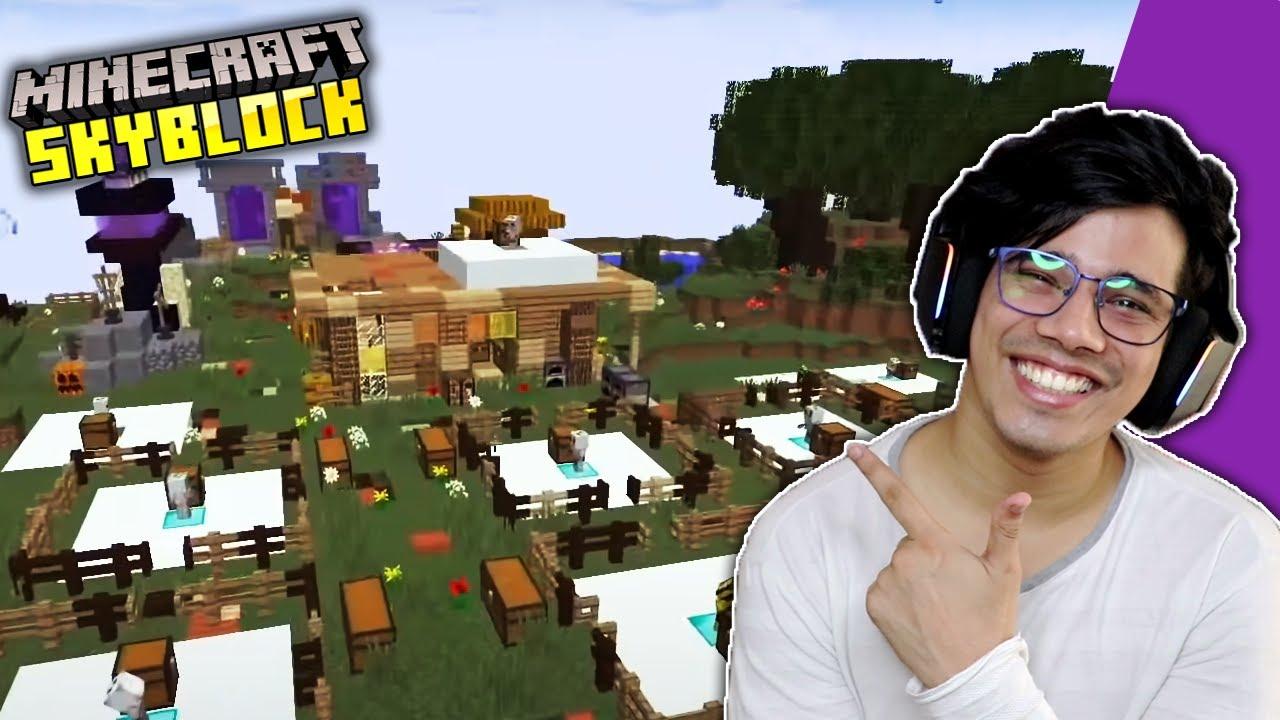 My Secret Plan To Get Rich In Hypixel | Minecraft SkyBlock #2