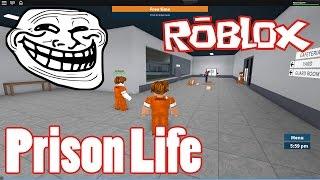Roblox Funny Moments - Prison Life - killing cops