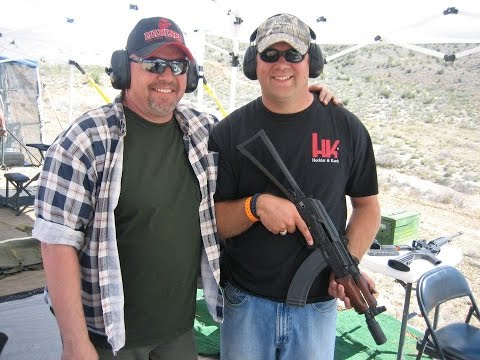 Big Sandy Machine Gun Shoot April 2015