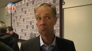 Lennart Wass efter BK Häcken - DIF