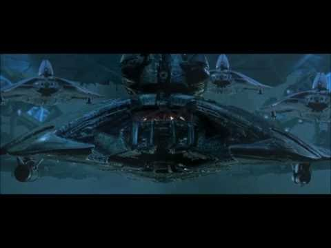 Funny scene in Independence Day (1996)