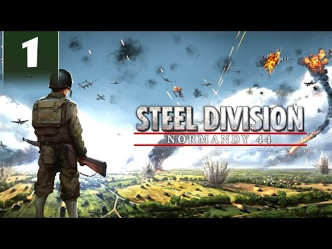 Steel Division Normandy 44 - Multiplayer Gameplay - Ep. 1 (ft. Solar Gamer, Aldrahill, Jay's Gaming)